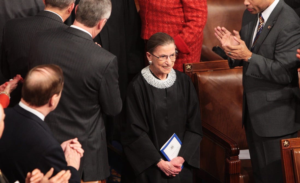 Ruth Bader Ginsburg's legacy in upholding a key religious freedom law